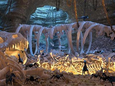 Dino Sanctuary