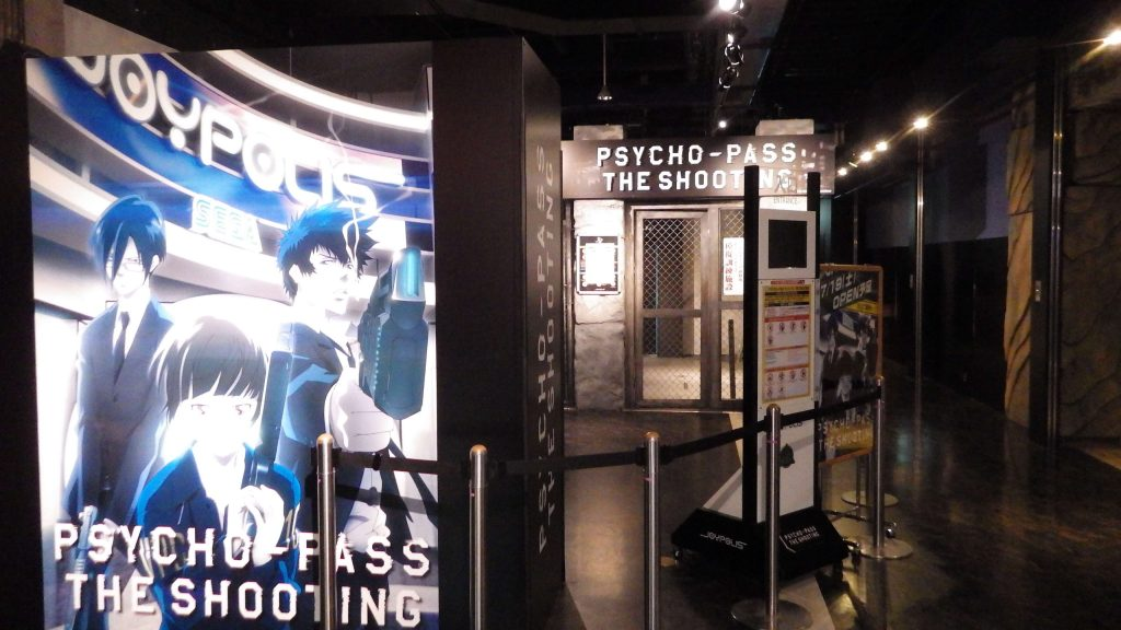 PSYCHO-PASS THE SHOOTING